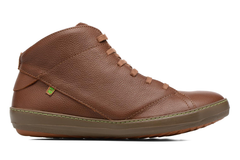 Chaussures à lacets El Naturalista Meteo N212 Marron vue derrière