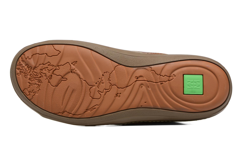 Scarpe con lacci El Naturalista Meteo N212 Marrone immagine dall'alto