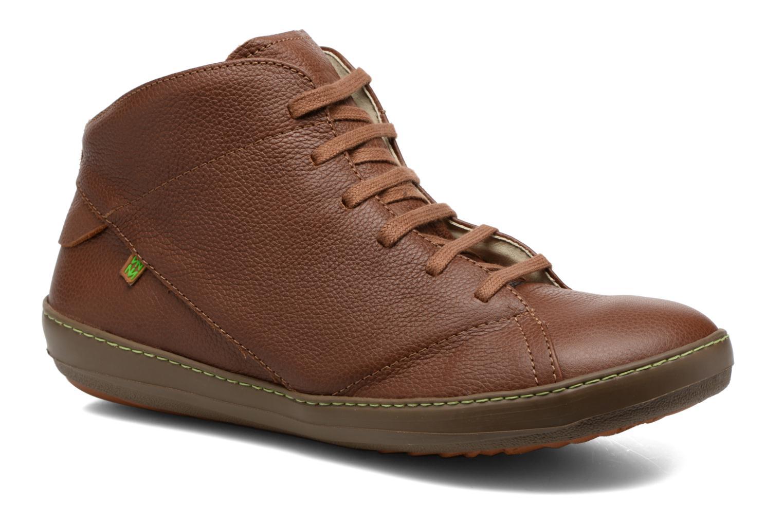 Chaussures à lacets El Naturalista Meteo N212 Marron vue détail/paire