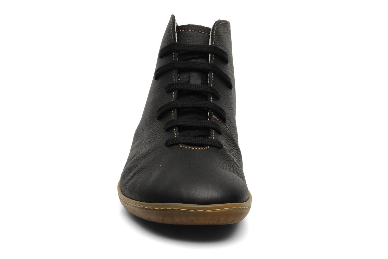 Chaussures à lacets El Naturalista Viajero N267 M Noir vue portées chaussures