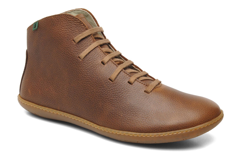 Chaussures à lacets El Naturalista Viajero N267 M Marron vue détail/paire