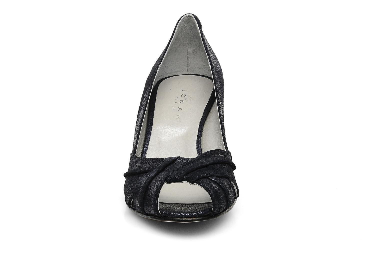 Escarpins Jonak Vesuve Bleu vue portées chaussures