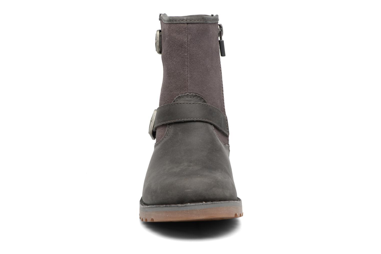 Bottines et boots UGG Harwell Gris vue portées chaussures
