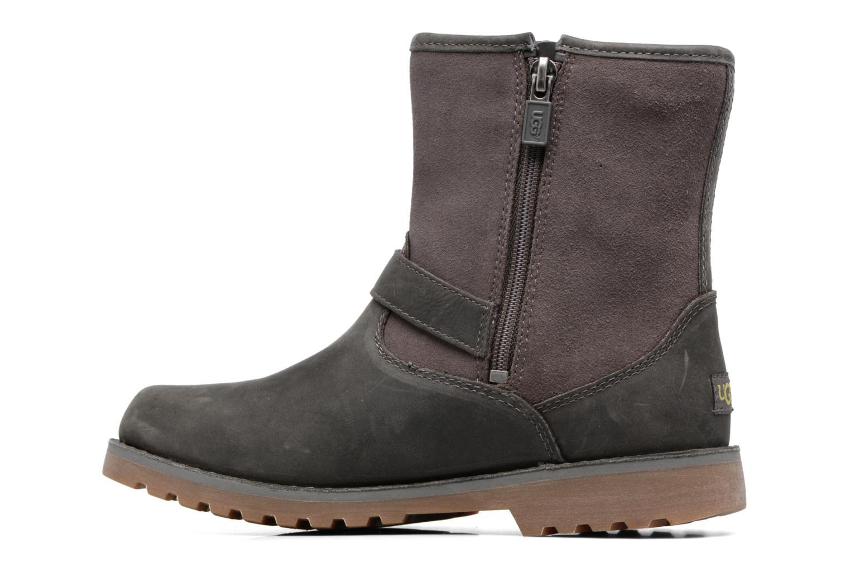 Bottines et boots UGG Harwell Gris vue face