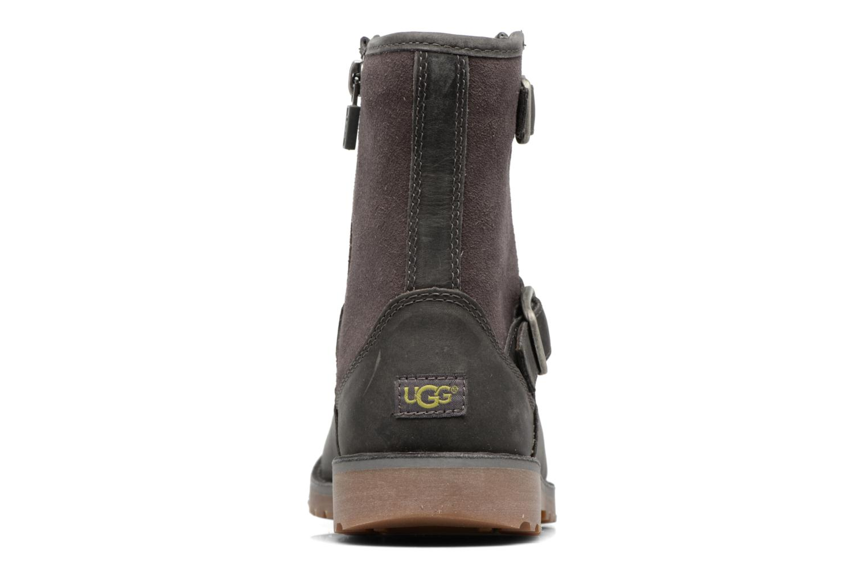 Bottines et boots UGG Harwell Gris vue droite