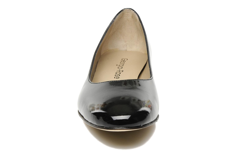 Ballerinas Georgia Rose Jenny CFT schwarz schuhe getragen