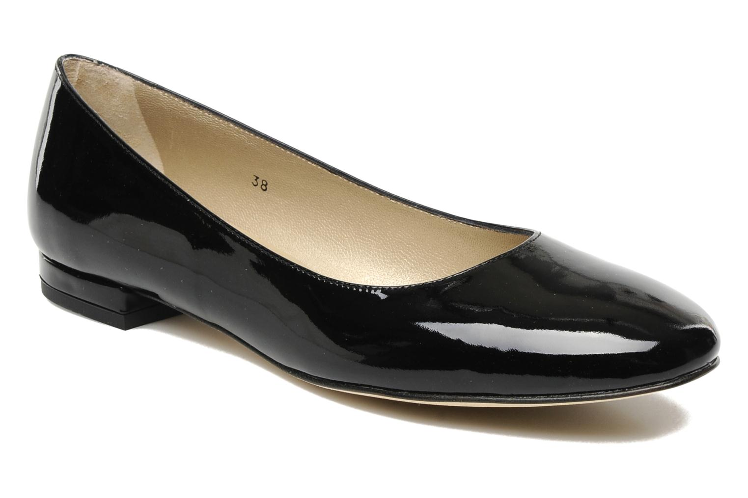 Ballet pumps Georgia Rose Jenny CFT Black detailed view/ Pair view