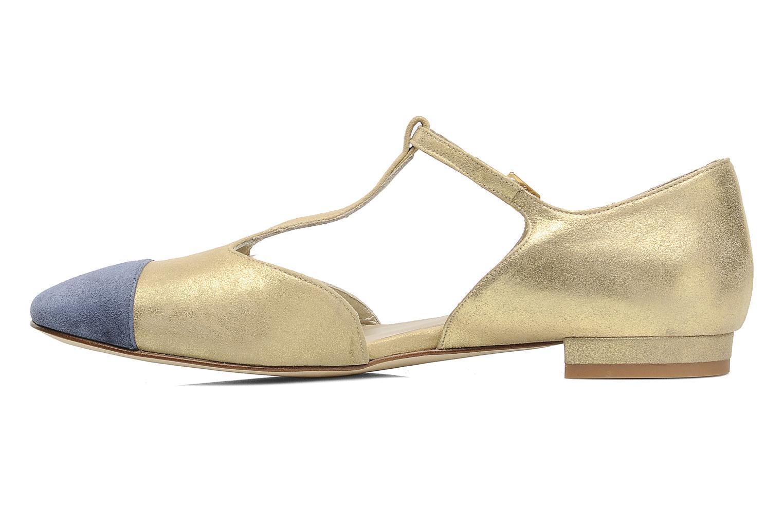 Sandalen Georgia Rose Jessey CFT gold/bronze ansicht von vorne