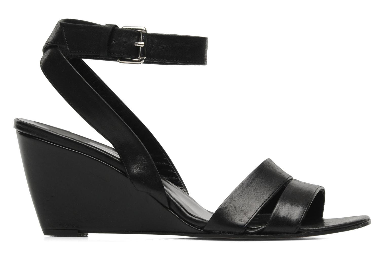 Sandales et nu-pieds Elizabeth Stuart BANDJO 366 Noir vue derrière