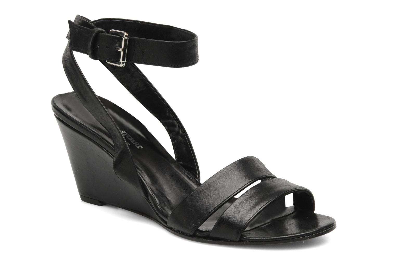 Sandales et nu-pieds Elizabeth Stuart BANDJO 366 Noir vue détail/paire