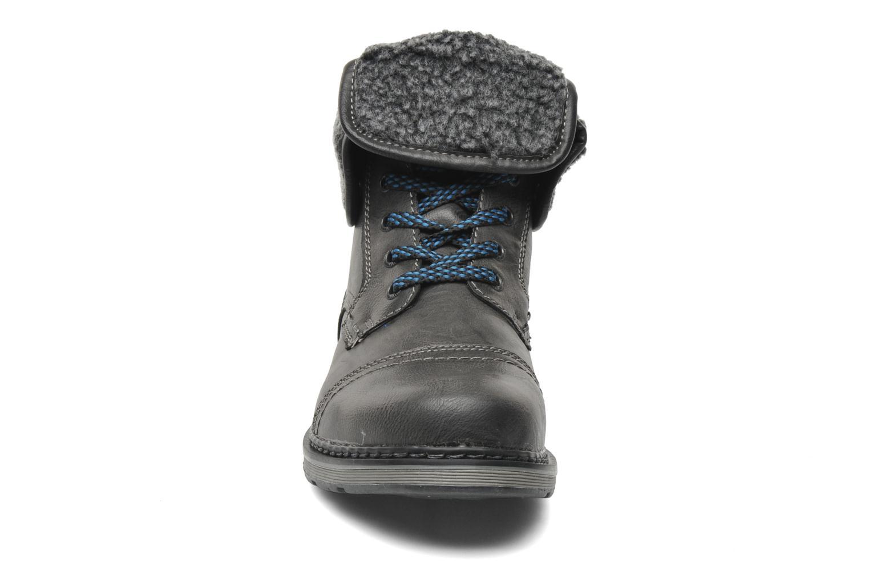 Botines  I Love Shoes Sagamore Gris vista del modelo