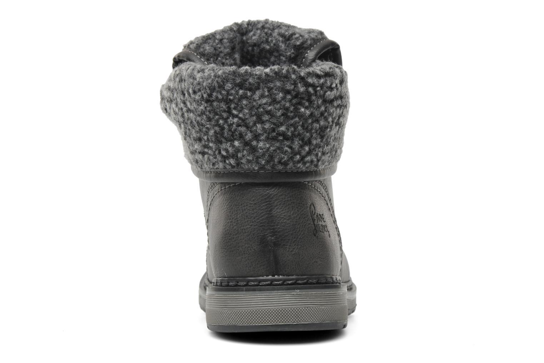 Boots en enkellaarsjes I Love Shoes Sagamore Grijs rechts