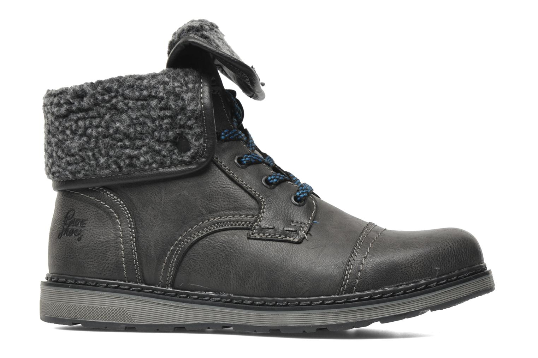 Botines  I Love Shoes Sagamore Gris vistra trasera