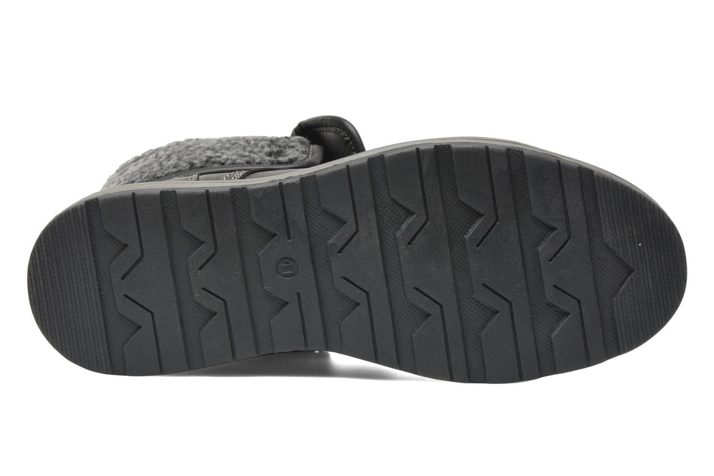 Botines  I Love Shoes Sagamore Gris vista de arriba