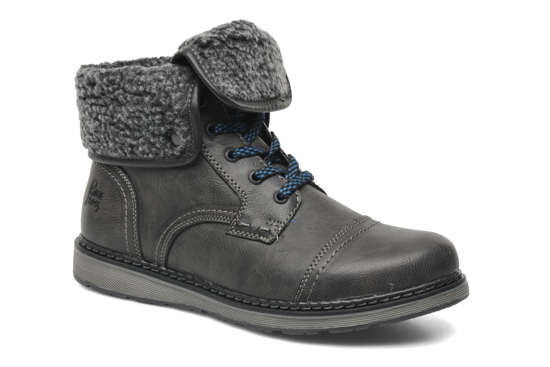 Boots en enkellaarsjes I Love Shoes Sagamore Grijs detail