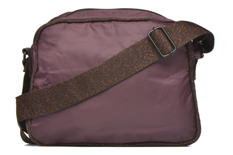 Handtassen Bensimon Small Besace Paars voorkant