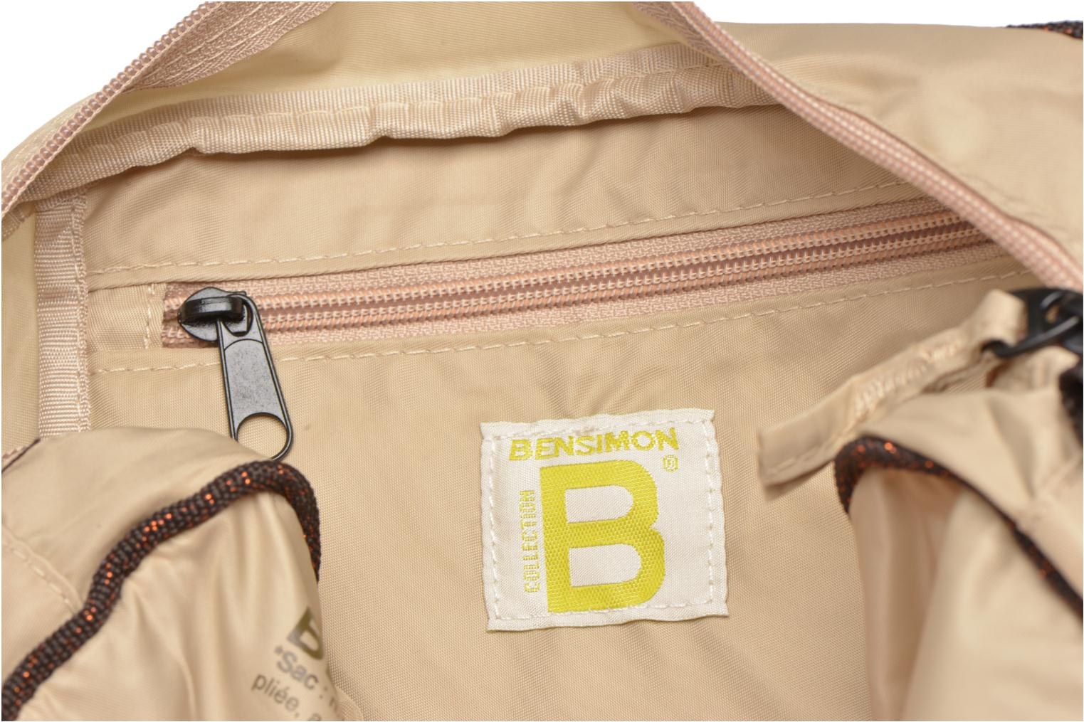 Small Besace Beige A6