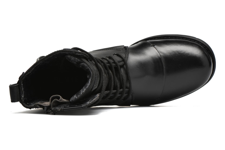 Boots en enkellaarsjes Bunker Tara por Zwart links