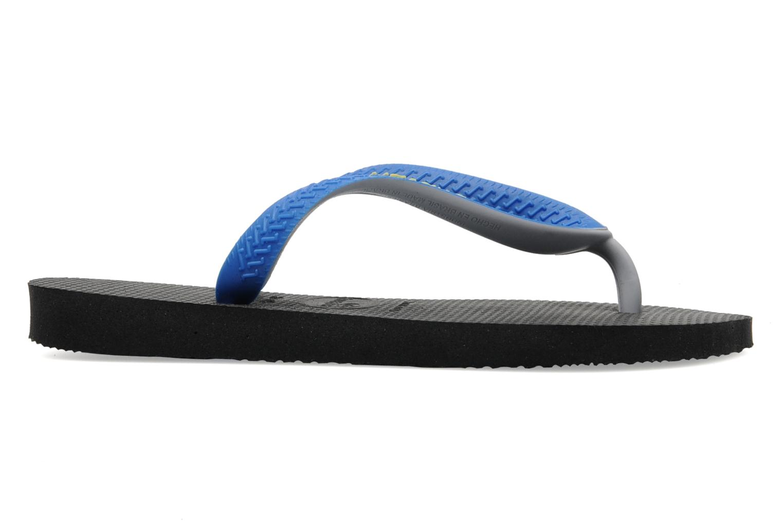 Flip flops Havaianas Top Mix Black back view