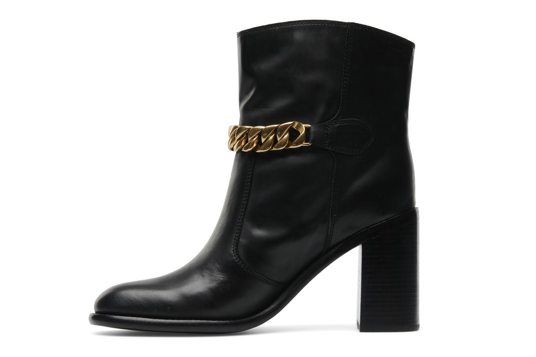 Bottines et boots See by Chloé Penelope Noir vue face