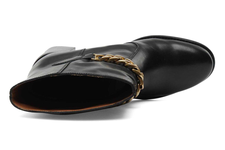 Bottines et boots See by Chloé Penelope Noir vue gauche