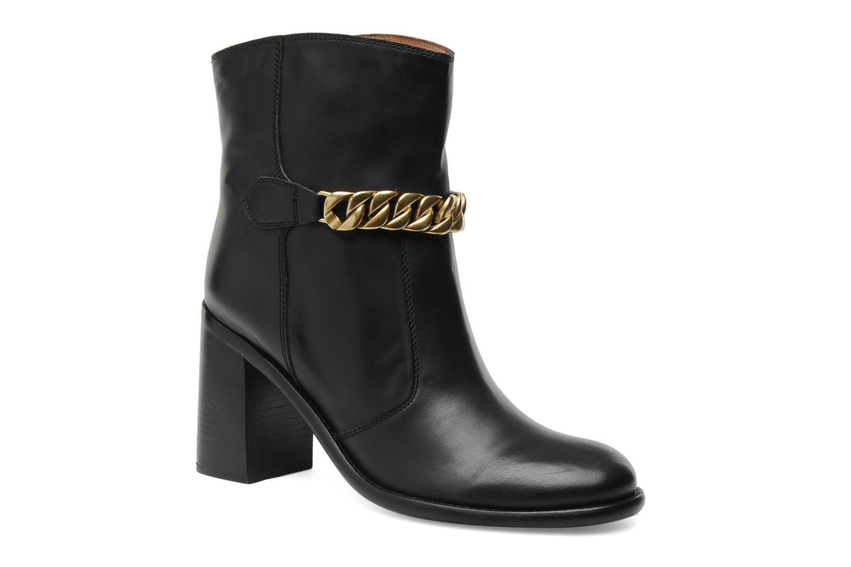 Bottines et boots See by Chloé Penelope Noir vue détail/paire