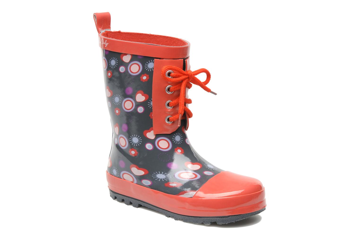 Stiefel Be Only Ines rot detaillierte ansicht/modell