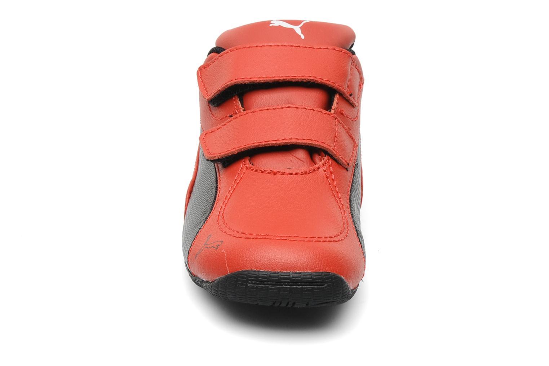 Baskets Puma Drift Cat 5 L SF V Kids Rouge vue portées chaussures