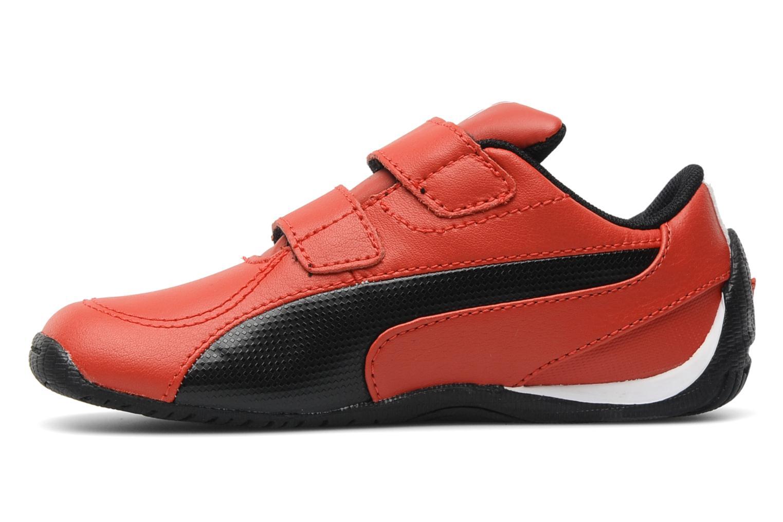 Sneakers Puma Drift Cat 5 L SF V Kids Rood voorkant