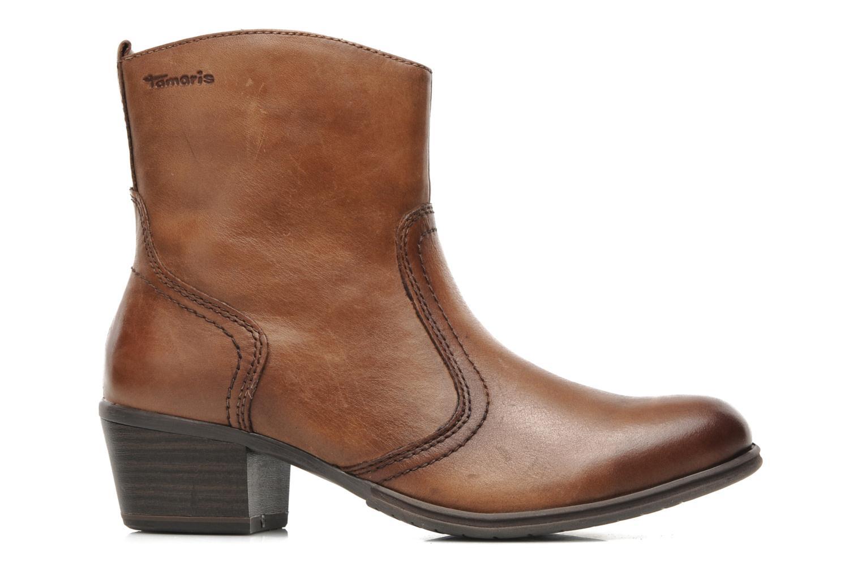 Stiefeletten & Boots Tamaris Kaoutl braun ansicht von hinten