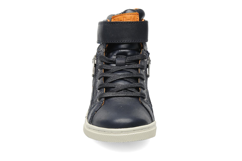 Sneaker P-L-D-M By Palladium Veleda TFL blau schuhe getragen