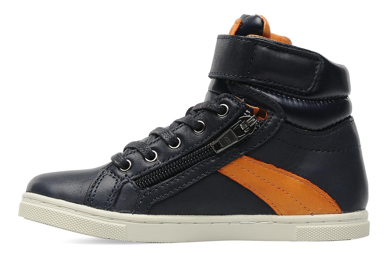 Sneaker P-L-D-M By Palladium Veleda TFL blau ansicht von vorne