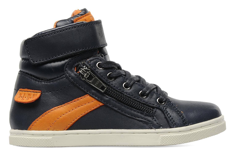 Sneaker P-L-D-M By Palladium Veleda TFL blau ansicht von hinten