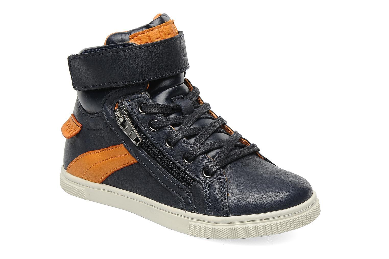 Sneaker P-L-D-M By Palladium Veleda TFL blau detaillierte ansicht/modell