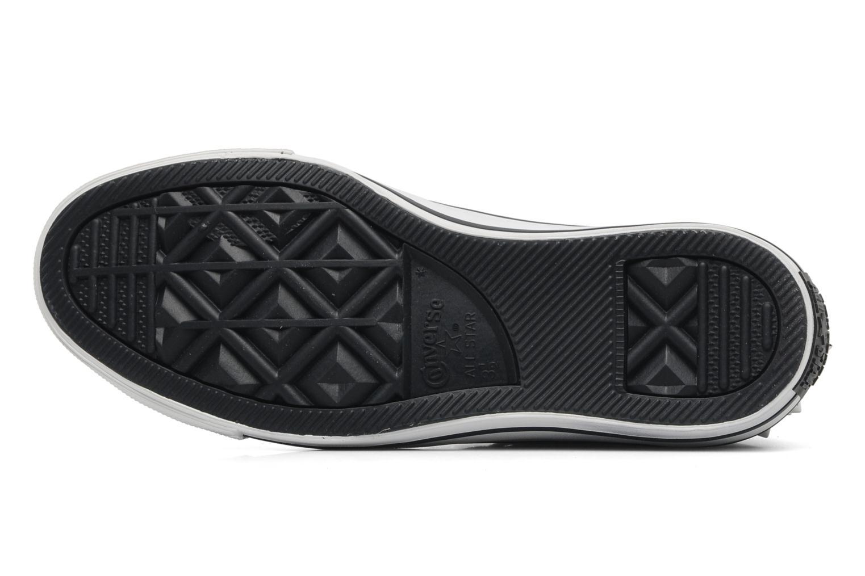 Sneakers Converse Chuck Taylor All Star Collar Stud Suede Hi W Grijs boven
