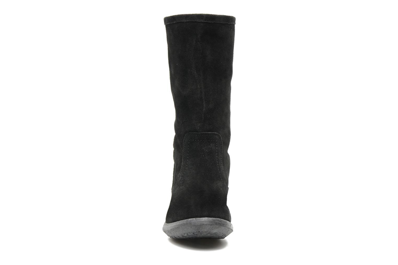 Bottines et boots Sweet Lemon Ypro Noir vue portées chaussures