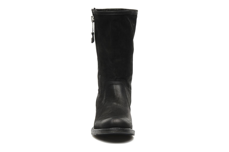 Bottines et boots Sweet Lemon Yiss Noir vue portées chaussures