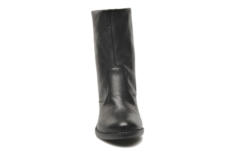 Bottines et boots Steve Madden SANJOSE Noir vue portées chaussures