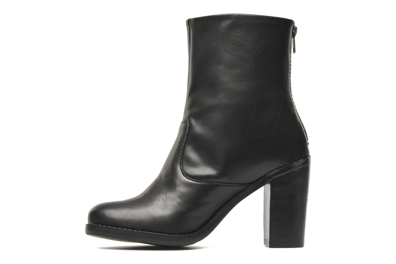 Boots en enkellaarsjes Steve Madden SANJOSE Zwart voorkant
