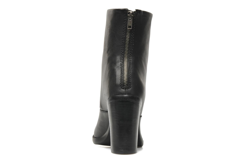 Bottines et boots Steve Madden SANJOSE Noir vue droite
