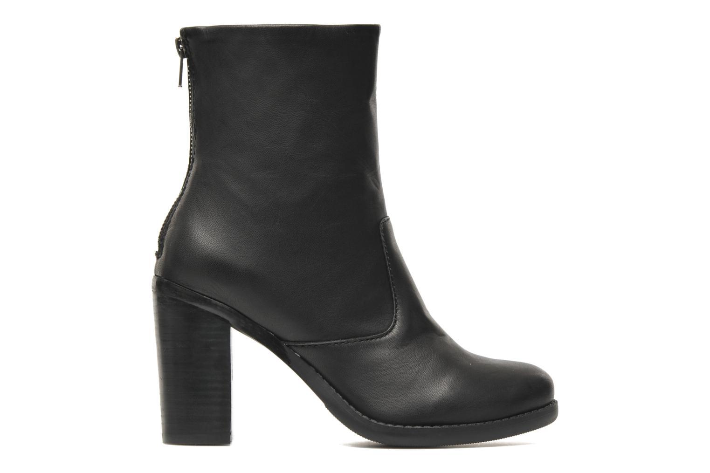 Boots en enkellaarsjes Steve Madden SANJOSE Zwart achterkant