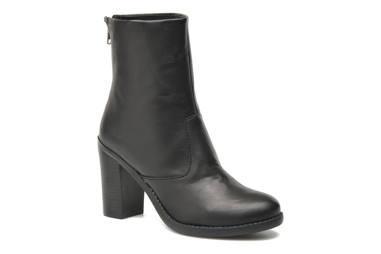 SANJOSE Black leather