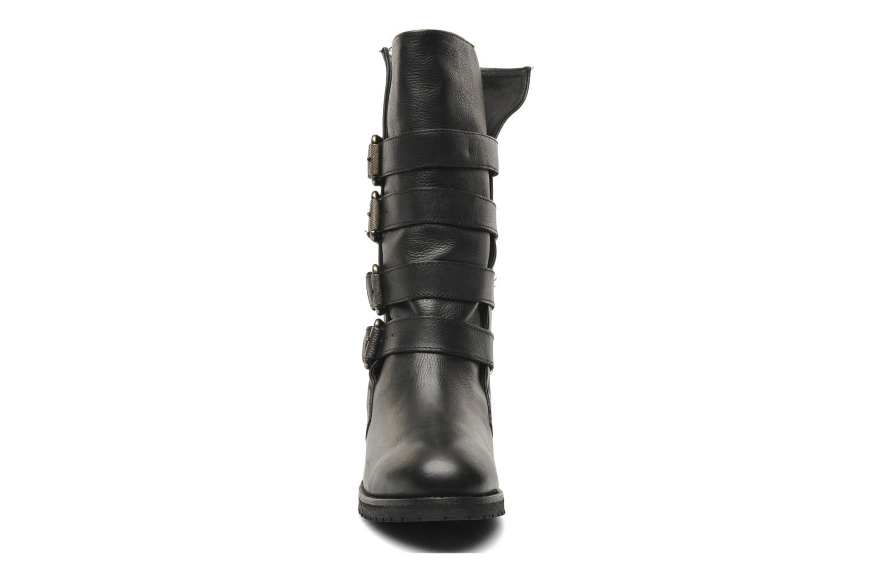 Bottines et boots KG By Kurt Geiger Trooper Noir vue portées chaussures
