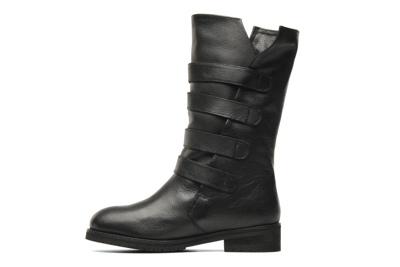 Bottines et boots KG By Kurt Geiger Trooper Noir vue face