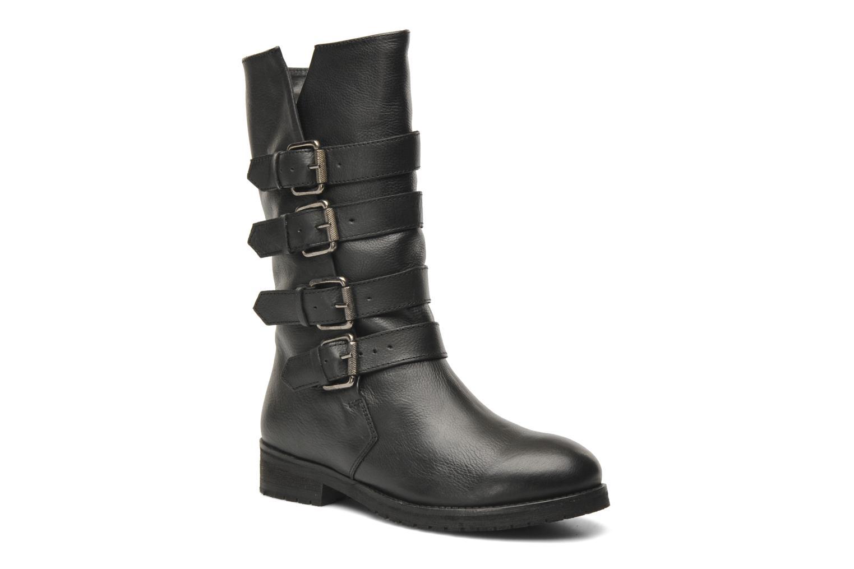 Bottines et boots KG By Kurt Geiger Trooper Noir vue détail/paire