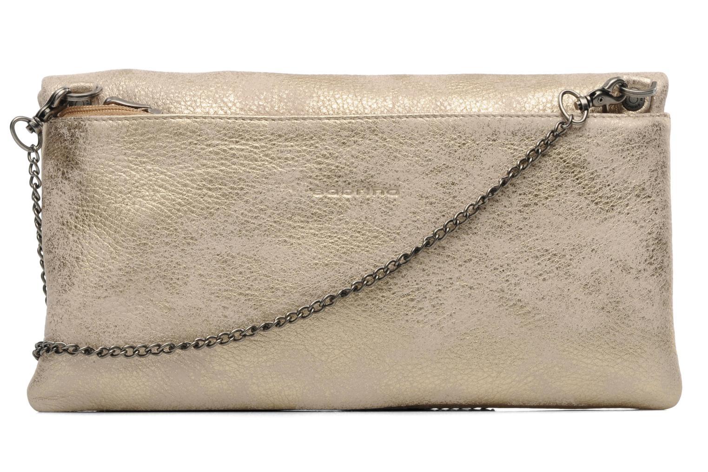 Håndtasker Sabrina Léonie Guld og bronze se forfra