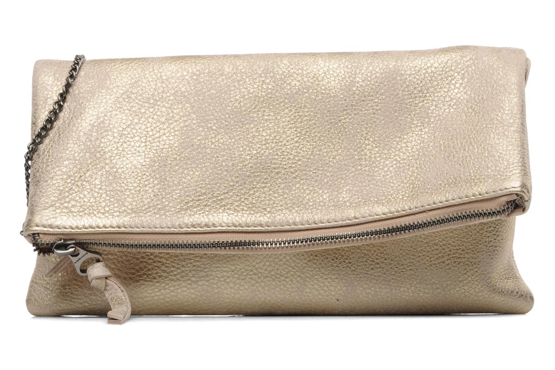 Handbags Sabrina Léonie Bronze and Gold detailed view/ Pair view