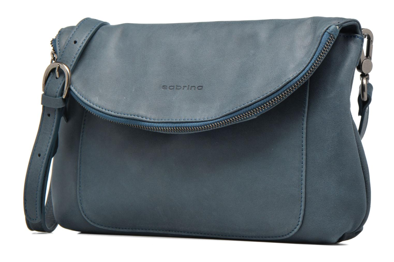 Handtaschen Sabrina Anaïs blau schuhe getragen