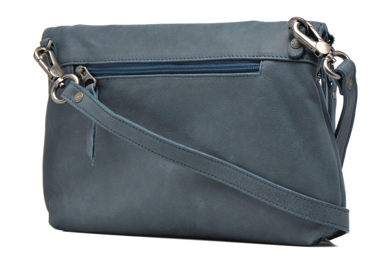 Handtaschen Sabrina Anaïs blau ansicht von rechts