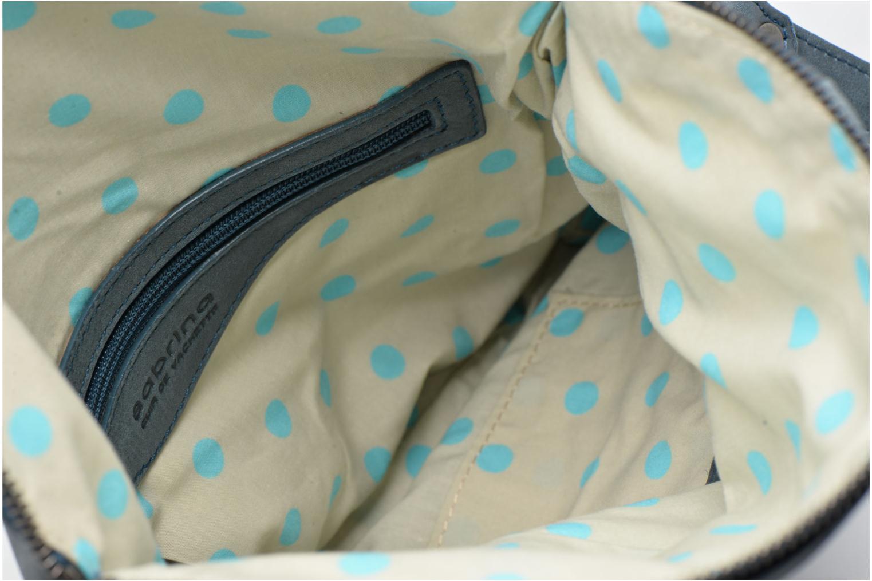 Handtassen Sabrina Anaïs Blauw achterkant